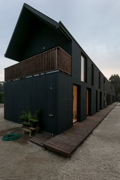 The project's name is derived from a shotgun house – a type of long and narrow residence popular in the American South.