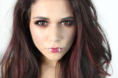 Easy Halloween Look: Vampire Makeup Tutorial | Slashed Beauty