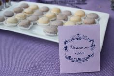 Al Baba Sweets Lavender themed reception #macaron #lavender