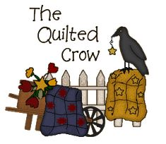 """""""The Quilted Crow Quilt Shop, Boxborough, MA - folk art quilt fabric, quilt patterns, quilt kits, quilt blocks - Can't wait to get to this shop - I hear it's wonderful."""