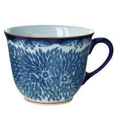 Large tea mug, Ostindia by Rörstrand.