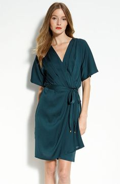 Never too early to start my birthday wish list. DVF please!