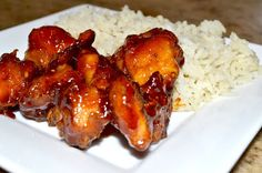 Sweet and Sour Chicken.....GOOD chinese food at home!