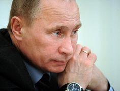 cool Paranoid Putin