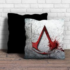Assasin's Creed Logo Pillow | Aneend