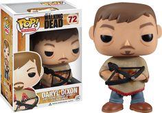 POP! Vinyl Daryl Dixon Poncho (The Walking Dead) Hot Topic Exclusive
