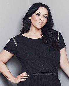 Martine McCutcheon Boyfriend T-Shirt   Martine McCutcheon brings her sophisticated style to a wardrobe essential this season with this sequin-trim T-shirt. Fashioned in a classic T-shirt design, this chic top features gold sequin detailing along the shoulders for a stylish nod to mod. Glam up this new season must-have with Martine's tulle skirt for a contemporary look. Length 27in/69cm. Hand wash. #beaded #tee #boyfriendtee #trim #martinemccutcheon