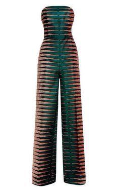 African fashion ankara jumpsuit