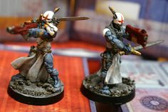 Remote Presence: Graphic Knights - Infinity Military Orders