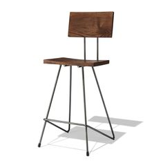 Henry Counter Stool $185 ALSO COMES WITH WHITE LEGS