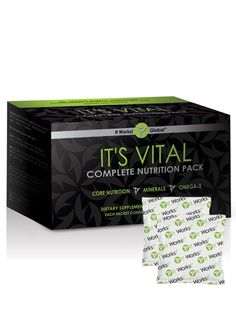 Meet all of your daily vital nutrition needs with added nutrients and minerals, superior calcium absorption, and triple strength support for heart health