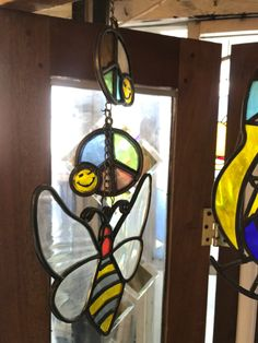 stained glass bali Outdoor Lighting, Indoor Outdoor, Stained Glass, Color, Home, Design, Exterior Lighting, Colour, Ad Home