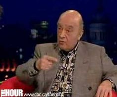 ▶ Mohamed Al Fayed - YouTube  Mohamed Abdel Moneim Al-Fayed is an Egyptian business magnate.