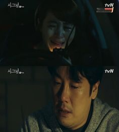 [Spoiler] 'Signal' Jo Jin-woong could not stop his brother's death