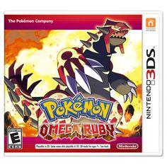 """Pokemon Omega Ruby for Nintendo 3DS -  Nintendo - Toys""""R""""Us"""