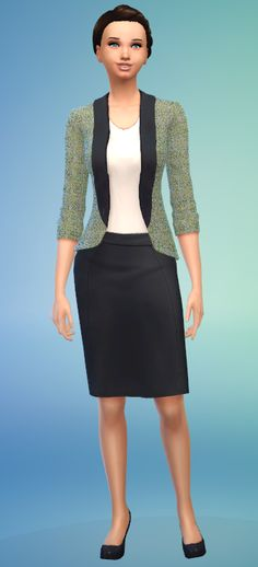 Blazer Set - Downloads