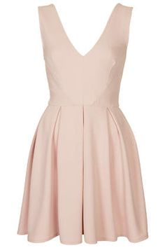 Lydia rose bright pink lace eve skater dress