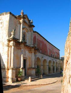 Masserie Fortificate del Salento, 1 – Territorio di Nardo' (Lecce)