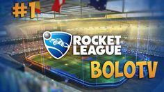 Rocket League Gameplay/Zagrajmy PL - Pierwsze Gole #1