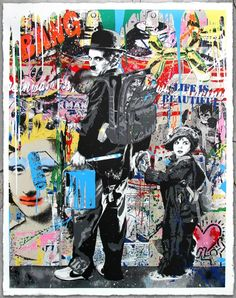 mr brainwash just kidding...