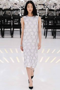 Christian Dior Autumn Winter 2014/15 - París Haute Couture