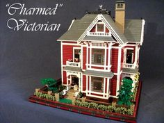 "Boise Bro has masterfully recreated the gorgeous Victorian from ""Charmed"""