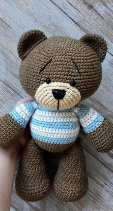 57 New and Trend Amigurumi Bear Crochet Pattern Ideas Part amigurumi patterns free; amigurumi for beginners; Crochet Pattern Free, Crochet Bear Patterns, Crochet Toys, Crochet Ideas, Amigurumi Animals, Cat Amigurumi, Amigurumi Doll Pattern, Teddy Bear Toys, Stuffed Animal Patterns