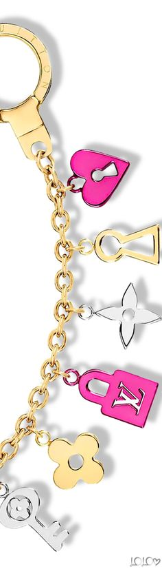 a29f74fb36071c Louis Vuitton Love Lock Collection bag charm #louisvuitton Louis Vuitton  Accessories, Tech Accessories,