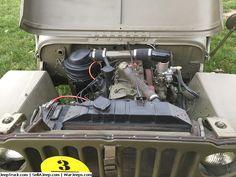 M151 A2 Vietnam era Jeep for sale at Vietnam