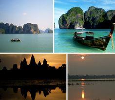 Camboja :: roteiro asiático melhores destinos