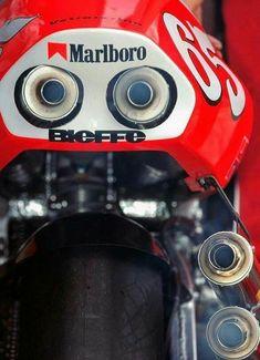 Loris Capirossi Honda NSR500 1995 team pirelli