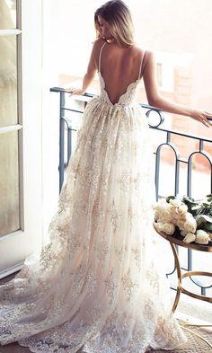 Image result for old world wedding dress low back