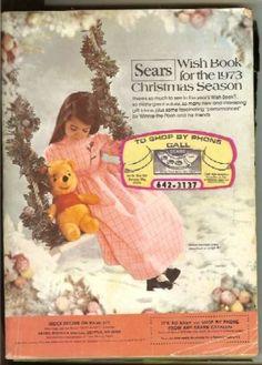 Sears Wish Book for the 1973 Christmas Season