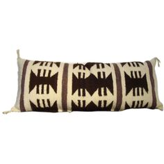 Navajo weaving pillow