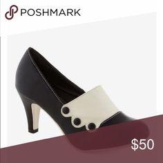 Bastille the spotlight heel t.u.k EUC worn once! Size 9 heels from modcloth. ModCloth Shoes Heels