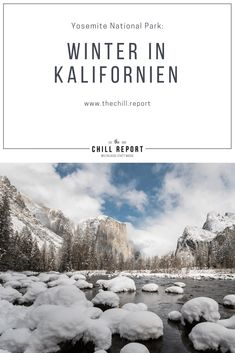Sportlich: Winter in Kalifornien - The Chill Report Yosemite National Park, National Parks, Chill, Traveling, Usa, Outdoor, California, Viajes, Outdoors
