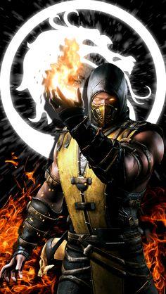 Scorpion Mortal Kombat, Mortal Kombat Fight, Mortal Kombat Tattoo, Mortal Kombat Comics, Raiden Mortal Kombat, Sub Zero Mortal Kombat, Mortal Kombat X Wallpapers, Claude Van Damme, Les Reptiles
