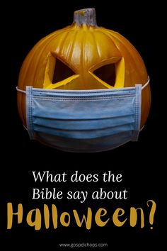 Many Christians are opposed to the modern celebration of Halloween because they believe it celebrates paganism, the occult, and other Satanic practices. But what does the Bible say about Halloween? #bible #christian #faith #bibleverses #halloween #scriptures #god #faith Christian Friends, Christian Women, Christian Living, Christian Faith, Christian Quotes, Should Christians Celebrate Halloween, Christian Halloween, Praying For Your Family, Karma Quotes