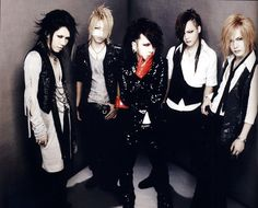 Gazette J-Rock