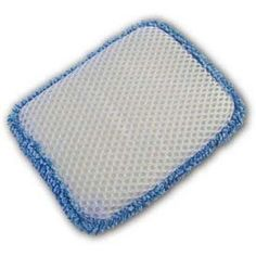Impact® Microfiber Sponge - Small, Blue , Smlspng by IMPACT PRODUCTS. $1.42. Microfiber Sponge - Small, Blue Microfiber Sponge. Easy to use, sized to the hand. Covered with Microfiber on top and sides, backing is covered with mesh scrubber. Excellent absorption with deep soil extraction and microfiber's ability to hold dirt. Items are priced per each but sold in package quantities of 12.