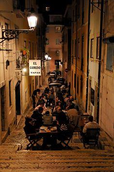 Restaurants in Bairro Alto