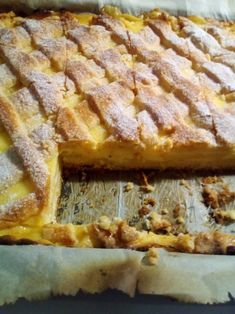 Hungarian Desserts, Cake Recipes, Dessert Recipes, Special Recipes, Winter Food, Main Meals, Apple Pie, Breakfast Recipes, Food And Drink