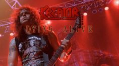 KREATOR: 'Death To The World' Performance Clip From 'Dying Alive' DVD