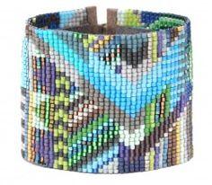 POA cuff by Julie Rofman Jewelry