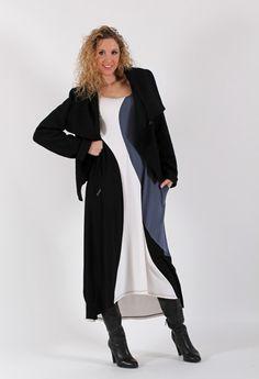 Šaty se zvonovou sukní - dlouhé