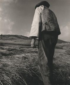 Martin Martinček Highlander from Liptov Around 1970 Black-and-white, x cm UP-DK 2821 Slovak National Gallery © 2013 Fine Art Photo, Photo Art, Old Pictures, Old Photos, Central Europe, Black And White Photography, 1970s, Images, Culture