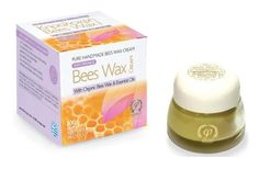 Fysio Anti wrinkle, Anti Aging, Deep Hydrating and Moisturizing Eye, Face, Neck and Decollete beeswax cream 50ml with BEES WAX, EXTRA VIRGIN OLIVE OIL, COCONUT OIL, CALENDULA, ARGAN OIL, ALOE VERA, AVOCADO, ESSENTIAL OILS OF SANDALWOOD & GERANIUM. FOR CREAMS IN ONE