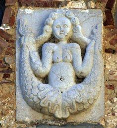 Mythical Creatures, Sea Creatures, Medusa Gorgon, Statues, Ancient Goddesses, Underwater Creatures, Mermaids And Mermen, Mermaid Tattoos, Sea Monsters