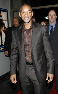 Will Smith - his salt'n'pepper hair. Natures Body Butters are just that, chemical free, natural hand blended for Men or Women keep your skin conditioners that your see the difference. http://www.bareindulgence.NET