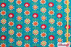 Lillestoff - GARDEN - Biojersey von Gaby's Art of Stitch auf DaWanda.com Advent Calendar, Organic Cotton, I Shop, Stitch, Holiday Decor, Etsy, Unique, Fabric, Products